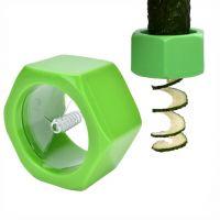Слайсер для нарезки овощей спиралью_4