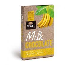 Молочный шоколад с Бананом 90г