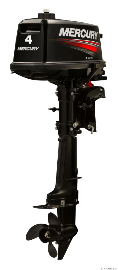Лодочный мотор Mercury 4 М