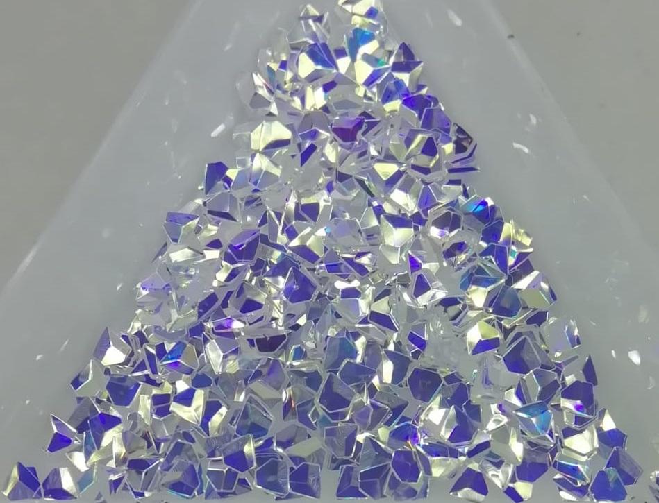 Флеш Алмаз для дизайна ногтей New Fashion №01