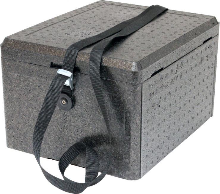 Кемпинговый термобокс Artekno 16 литров низкий 400 x 320 x 245 mm