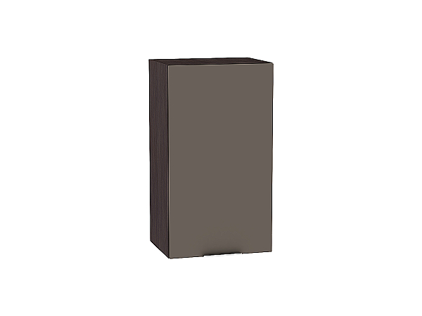 Шкаф верхний Терра В400 (Смоки софт)