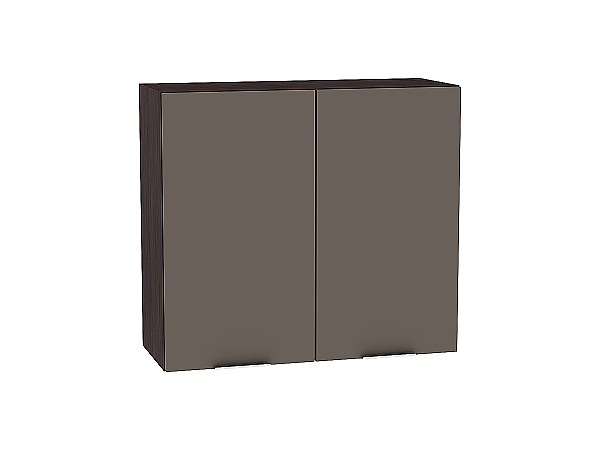 Шкаф верхний Терра В809 (Смоки софт)