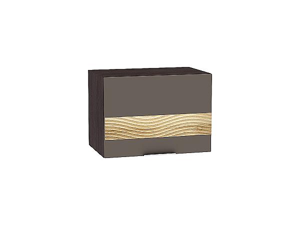 Шкаф верхний Терра ВГ500 D (Смоки софт)