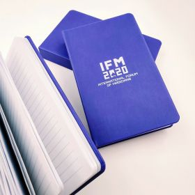 """Стильный Блокнот для записей """"IFM 2020"""""""