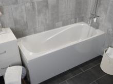 Ванна мраморная AquaStone Астра 180