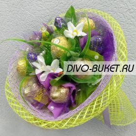 """Букет из конфет №431 """"Лунная соната"""""""