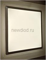 Управляемый светодиодный светильник ARION RGB S8134 48Вт-3800Лм 460мм пульт 6/3/4000K Oreol