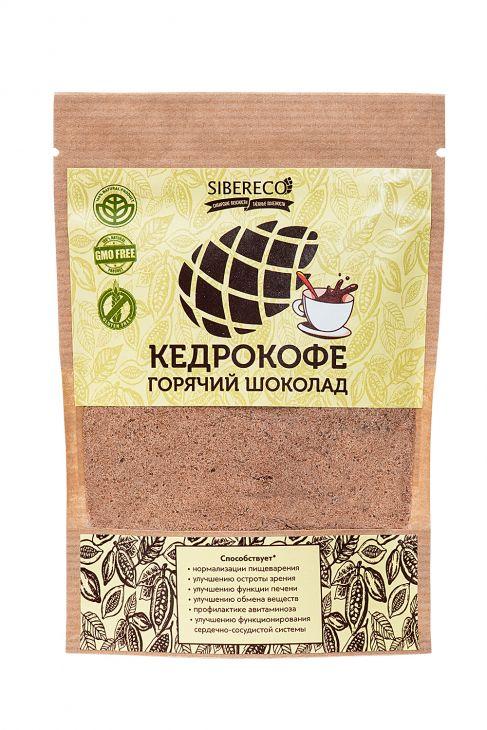 Кедрокофе Горячий шоколад порционный, 90г