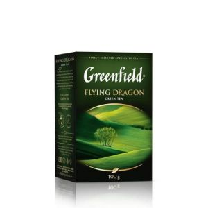 Чай зеленый Greenfield Flying Dragon 100г