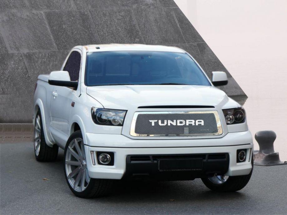 Решетка Toyota Tundra 09-13 хром