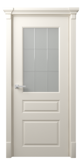 Межкомнатная дверь Мирбо Стекло Корсика