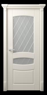 Межкомнатная дверь Этюд 2 Стекло Рим