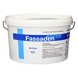 Фасадная краска FASSADEN FARBE 14кг (А С)