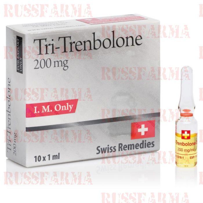 Три-тренболон