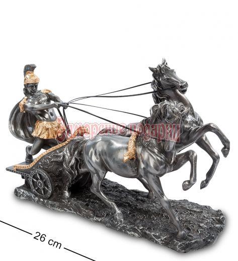 "WS- 28 Статуэтка ""Воин на колеснице"""