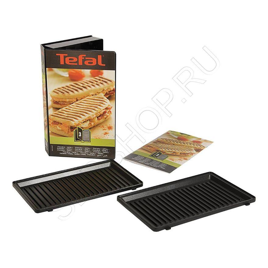 Жарочная панель вафельницы (сэндвичницы) TEFAL SNACK COLLECTION. Артикул XA800312