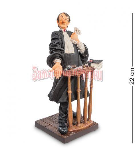 "FO-84001 Статуэтка мал. ""Адвокат"" (The Lawyer. Forchino)"