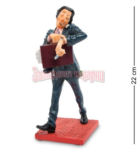 "FO-84004 Статуэтка мал. ""Бизнесмен"" (The Businessman. Forchino)"