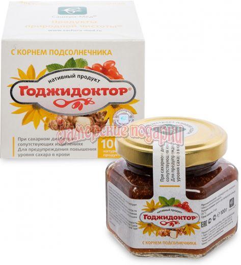 """MED-08/12 """"Годжидоктор"""" Экстракт плодово-ягодный с боярышником, 100 г"""