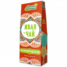 Чайный напиток Иван-чай с Cмородиной 60г