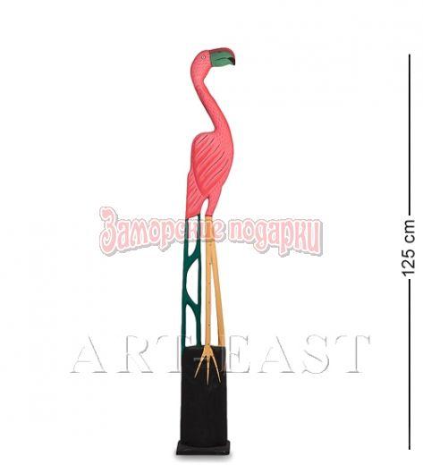"""90-002 Статуэтка """"Розовый Фламинго"""" 125 см"""