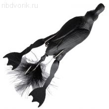 Приманка SG 3D Hollow Duckling 7,5 15g 05-Black 57653