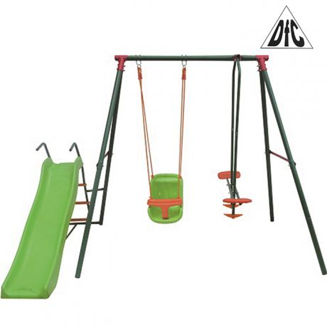 Детский комплекс с горкой DFC GBN-02
