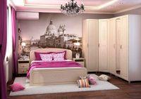 Кровать 1.4 м КР-911  Виктория