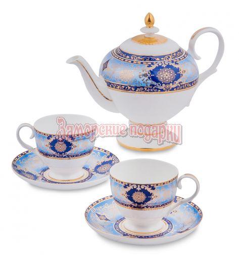 """JK- 18 Чайный набор на 2 перс.""""Флоренция"""" (Pavone)"""