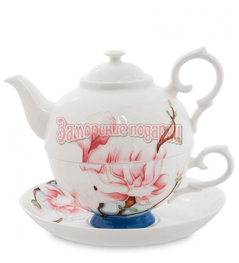 "JS-04 Чайный набор ""Цветущая сакура"" (Pavone)"