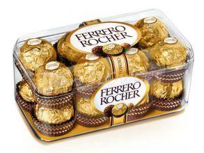 Конфеты Fererro rosher 200 гр.