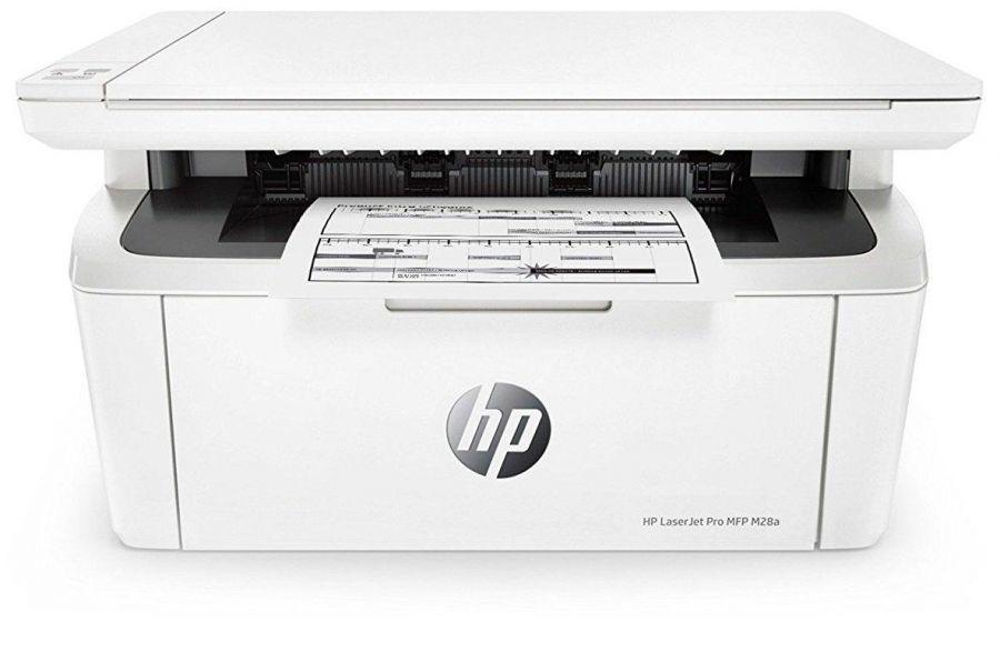МФУ HP LJ Pro MFP M28a