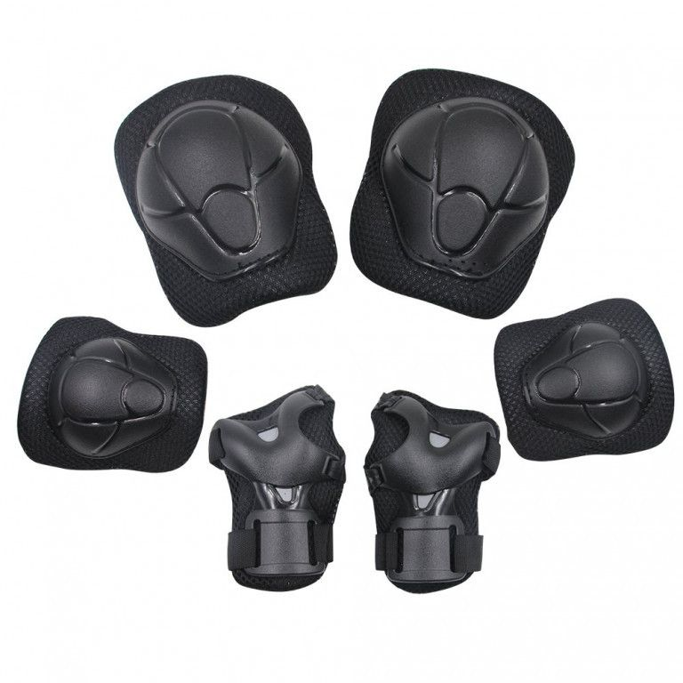Защитный комплект снаряжения Armor Черный