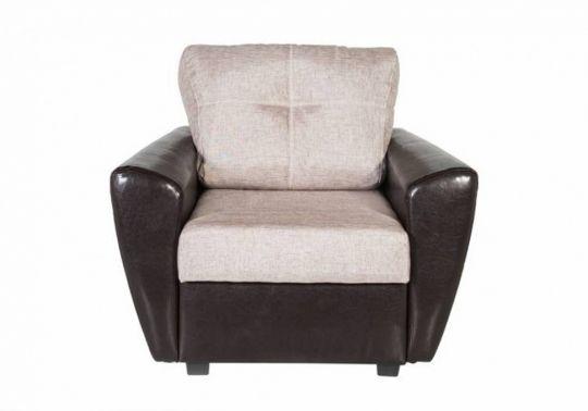 Кресло для отдыха Амстердам серый