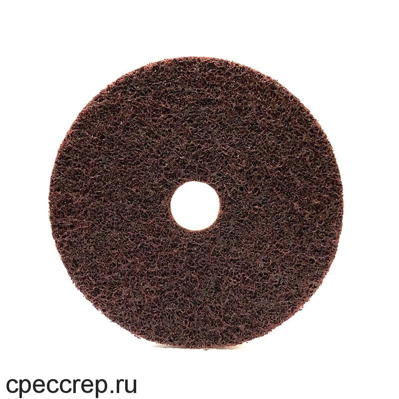 Нетканый шлифовальный круг ROXPRO 180мм, Coarse