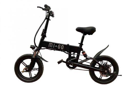 Электровелосипед Mi-Go 250W Черный