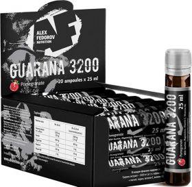 Guarana 3200 от Alex Fedorov Nutrition 1 ампула