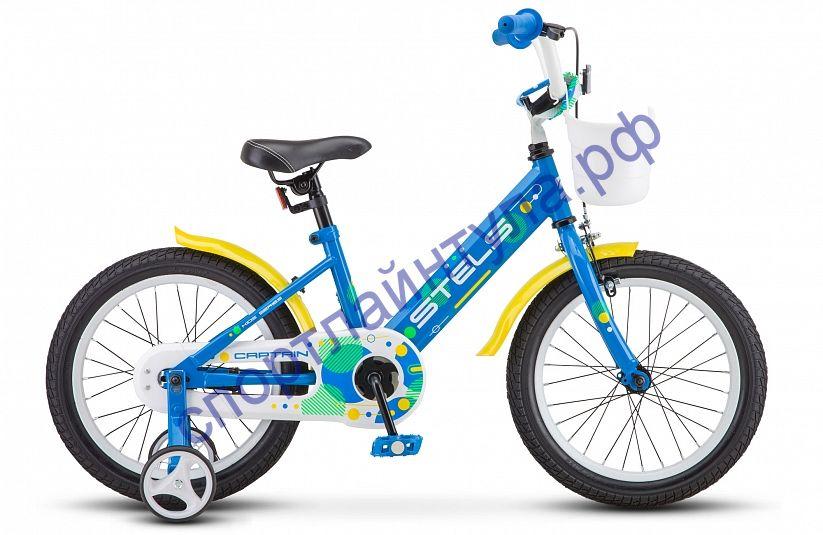 "Детский велосипед Captain 16"" V010"
