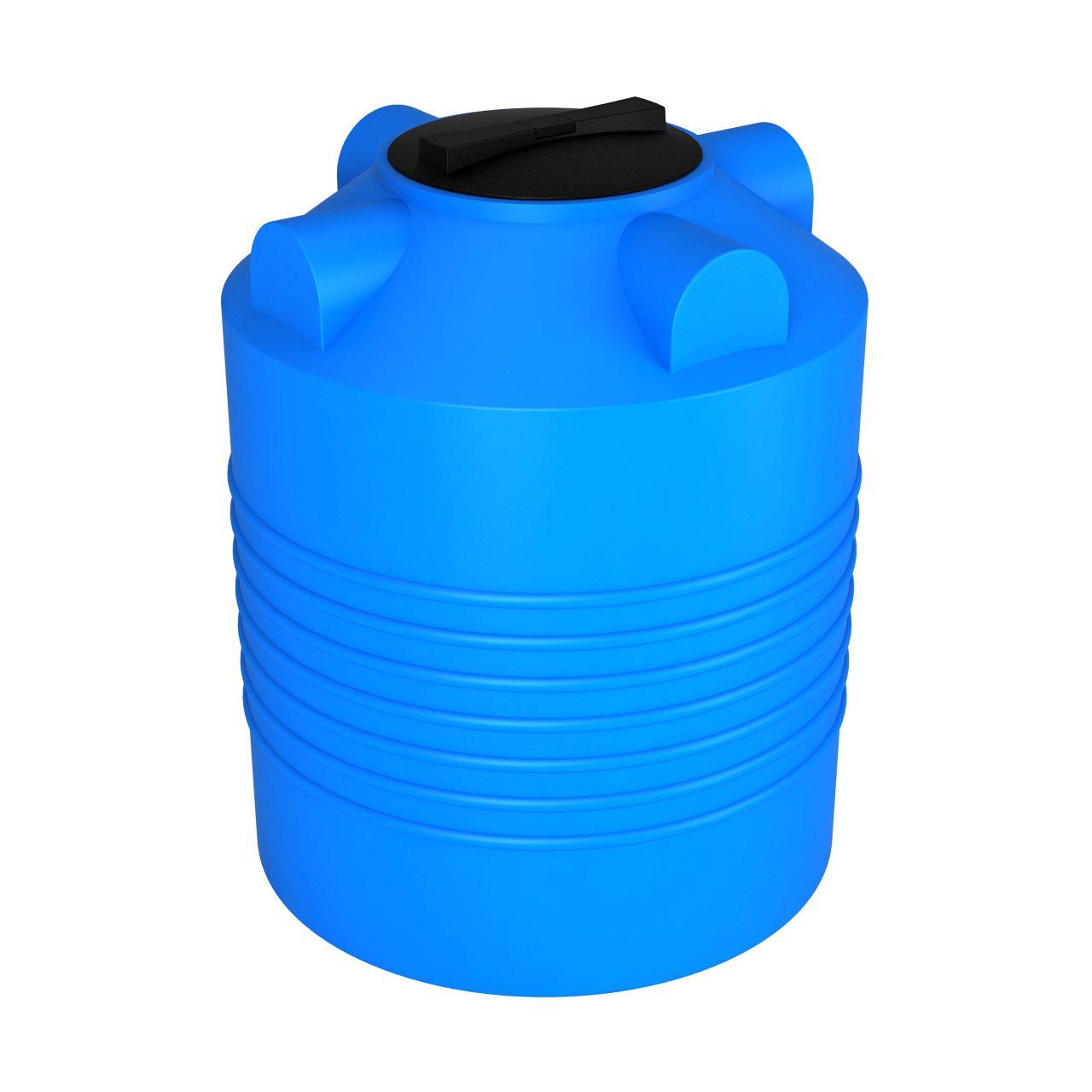 Бак для воды 300 литров ЭВЛ пластиковый
