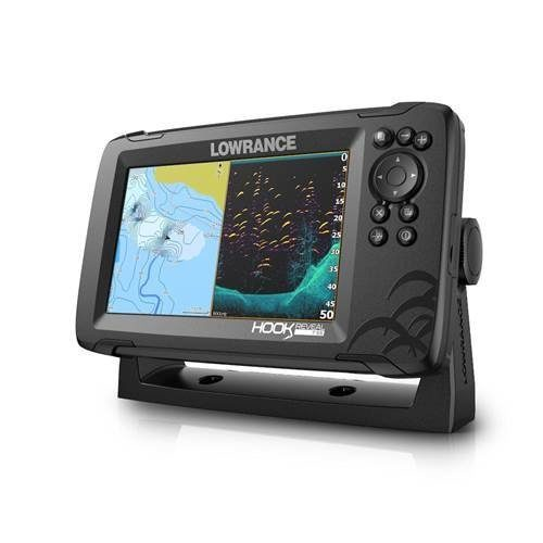 Эхолот Lowrance Hook Reveal 7 HDI 50/200 НОВИНКА!