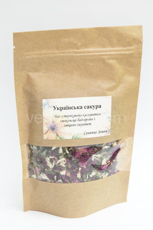 """Травяной чай """"Украинская Сакура"""",50 грамм"""