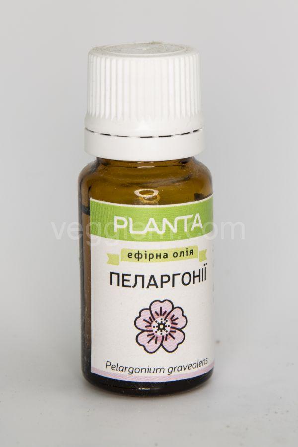 Эфирное масло пеларгонии Planta, 10 мл