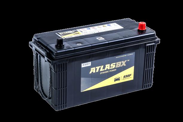 Автомобильный аккумулятор АКБ ATLAS (Атлас) MF115E41L 110 Ач о.п.