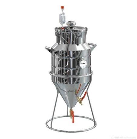 Цилиндроконический танк «Добрый Жар» 57 литров