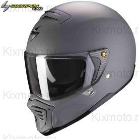 Шлем Scorpion EXO-HX1, Серый Матовый