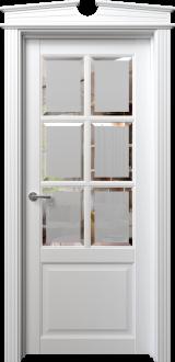 Межкомнатная дверь S 24 «Фацет»