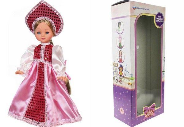 Кукла Россиянка Мир кукол