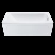 Акриловая ванна 1ACReal Gamma 160x70