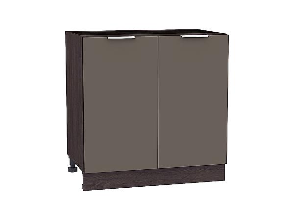 Шкаф нижний Терра Н800 (Смоки софт)